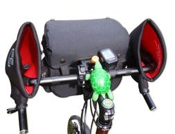 Bar Mitts Road Pogie Handlebar Mitten: Int Routed Campagnolo