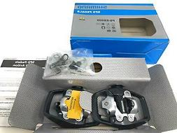 Shimano Road Touring SPD Mountain Bike Pedals - PD-ED500 - E