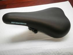 ROADMASTER COMFORT BLACK BICYCLE SADDLE//SEAT PART 769