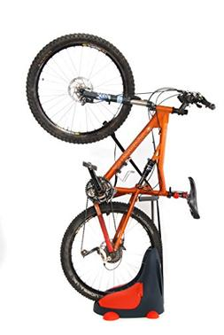 Roll & Store Space Saving Bike Stand For Indoor & Outdoor -