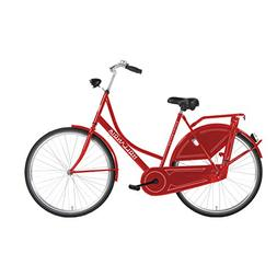 Hollandia Royal Dutch Bicycle, Single Speed, 700c X 22 inch,