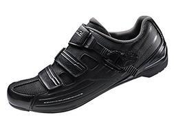 Shimano Men's RP3 Black Road Cycling Shoes - 47