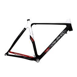 Gray RS7 Carbon Road Bike Frame Set