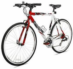 Giordano RS700 Hybrid Bike , Red/White/Black