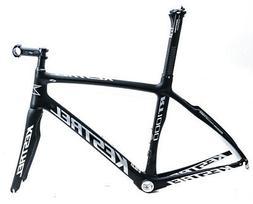 Kestrel RT-1000 56cm Carbon Fiber Road Bike Frameset + Fork