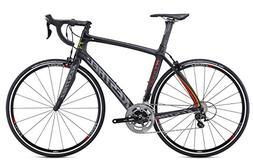 Kestrel RT-1000 Shimano 105 Bicycle, Satin Carbon/Red, 47cm/