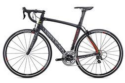 Kestrel RT-1000 Shimano 105 Bicycle, Satin Carbon/Red, 53cm/