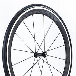 Vittoria Rubino Pro Control G+ Bike Tires, Full Black, 700cm