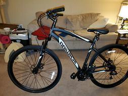 Schwinn S5712WMDS 700C Glenwood Mens Hybrid Bike~Bicycle~Bla