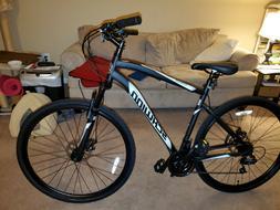 s5712wmds 700c glenwood mens hybrid bike bicycle