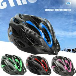 safety bicycle adjustable helmet road cycling mtb