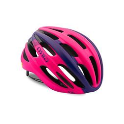 Giro Saga MIPS Cycling Helmet - Women's Matte Bright Pink Sm