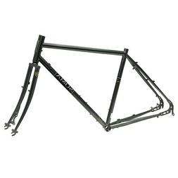Soma Saga Touring Road Bike Frame Set Large L 58cm Disc Tang