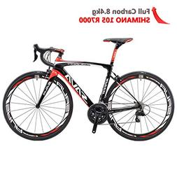 SAVA HERD6.0 Carbon 700C Road Bike Shimano 105 5800 22 Speed