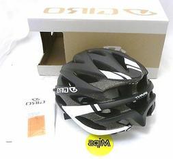 Giro Savant Road Bike Helmet Matte Black/White Large Adults