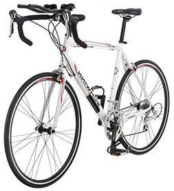 Schwinn Men's Axios TT 700c Drop Bar Triathlon Road Bicycle,