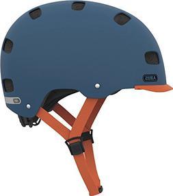 Abus Scraper Urban Helmet, Petrol Blue, Medium