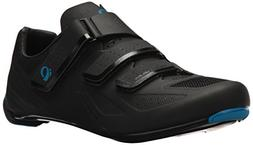 Pearl iZUMi Men's Select Road v5 Studio Cycling Shoe, Black/