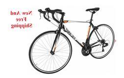 Vilano Shadow 3.0 Road Bike with Shimano STI Integrated Shif