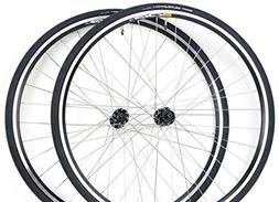 Mavic / Shimano Road Bike Wheel Set Mavic CXP22 700c Rims +