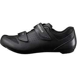 SHIMANO SH-RP1 Cycling Shoe - Men\'s Black; 44.0