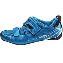 Shimano SH-TR9 Cycling Shoe - Men's Blue, 49.0