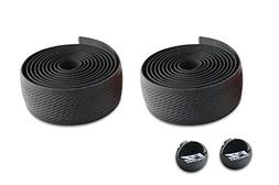 PZ Racing Silicone Road Handlebar Tapes, Black