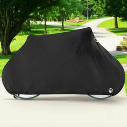 Single Bicycle Cover For 1x Bike Suits Mountain Road, Electr