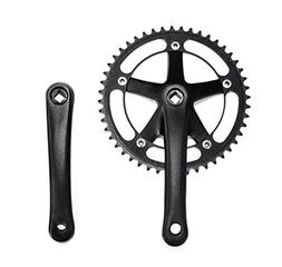 6KU Single Speed Fixed Gear Crankset Fixie Track Bike One Sp