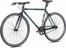 Takara Yuugen Single Speed Flat Bar Road Bike, 700c, Med SE