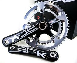 FSA SL-K LIGHT Road / Tri Bike 386 Evo Carbon Crankset 172.5