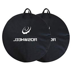 "TRIWONDER 28"" Soft Bike Bicycle Wheelset Bag MTB Mountain Ro"