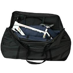 Weanas Bicycle Travel Cases/Bag with Two Inner Pockets, Fork