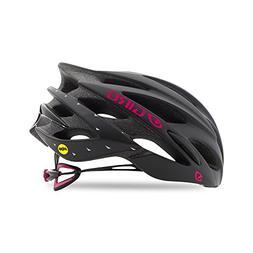 Giro Sonnet MIPS Womens Cycling Helmet Matte Black/Bright Pi