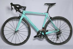 Bianchi Specialissima CV Carbon Size 55 Road Bike Shimano Du