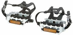 Diamondback 9/16-Inch Spindle Resin/Alloy Bicycle Pedals wit