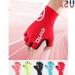 Sport Cycling Gloves Half Finger Bicycle Gel MTB Road Bike R