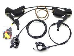 Shimano ST-RS685 BR-RS785 J-Kit Road Bike 2x11S Shifters & H