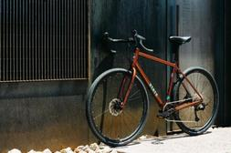 State Bike Co. 4130 All-Road 700c Copper Brown Size small bi