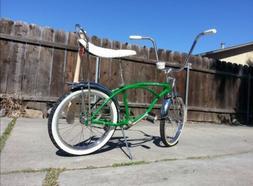 Schwinn Stingray Baseball Bat Holder Muscle Bike