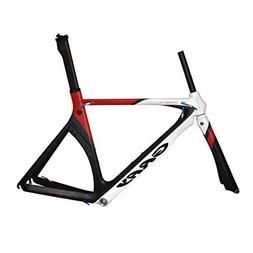 Gray Storm TT Triathlon/TT Carbon Bike Frame Set