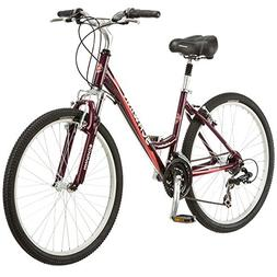 Schwinn Womens 21-Speed Suburban CS 26-Inch Comfort Bike