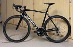 SUPER CLEAN! Specialized S-Works Tarmac Sram Red W/ Carbon W