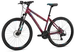 "Mongoose Women's Switchback Sport 27.5"" Wheel, Raspberry, 16"