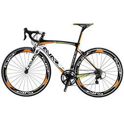 SAVADECK 700C Road Bike T800 Carbon Fiber Frame/Fork/Seat Po