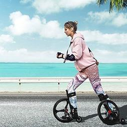 Tafeng Off-Road All Terrain Roller Skate Scooter - Lightweig