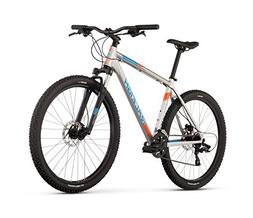 Raleigh Bikes Raleigh Talus 3 Mountain Bike, 15/Sm Size, Sil