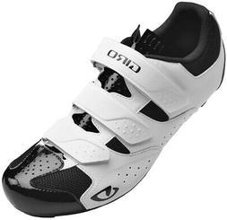 Giro Techne SPD Road Bike Shoes White/Black