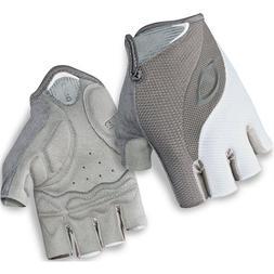 Giro Tessa Glove - Women's White/Titanium Large