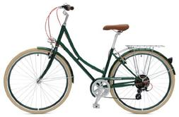 Retrospec Bicycles Step-Thru Sid-7 Dutch Style Hybrid Urban